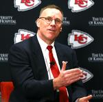 Chiefs GM <strong>Dorsey</strong> reflects on lessons from the past year