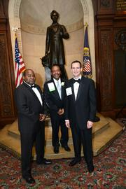 Nearly 300 guests celebrated the 2014 Outstanding Directors at The Union League.