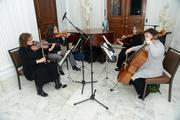 Special thanks to Rittenhouse Music for showcasing their talents during cocktail hour.