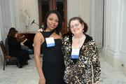 Superior customer service offered by PBJ Receptionist Dawn Hawkins (left) and Audience Development Executive Betty Michelli (Right)