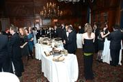 The evening ended on a sweet note with a dessert and champagne reception for all to enjoy.