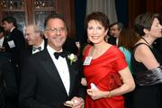 Bill Marrazzo, WHYY, Inc. and Dianne Semingson, President, DLS International and The Forum of Executive Women.