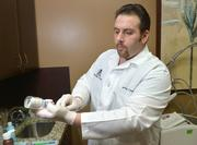 Dr. Jeffrey Fromowitz says the shortage has impacted his patients' costs and comfort.