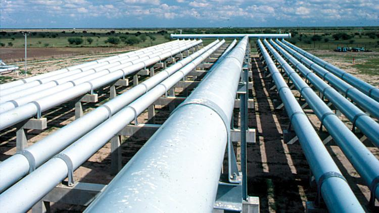 The 550-mile Atlantic Coast Pipeline is expected to cost $4.5 billion to $5 billion to build.