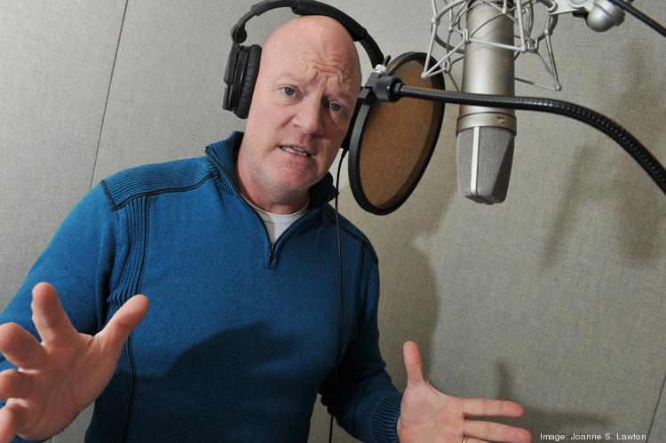 Tired of switching tech employers during the dot-com era, Matt Baker finally listened to clients who told him his voice would be good for radio.