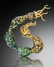 Shana Kroiz is considered one of the country's leading experimental enamellists and jewelry educators. She has been involved in teaching and promoting the growth of jewelry as a recognizable art form.