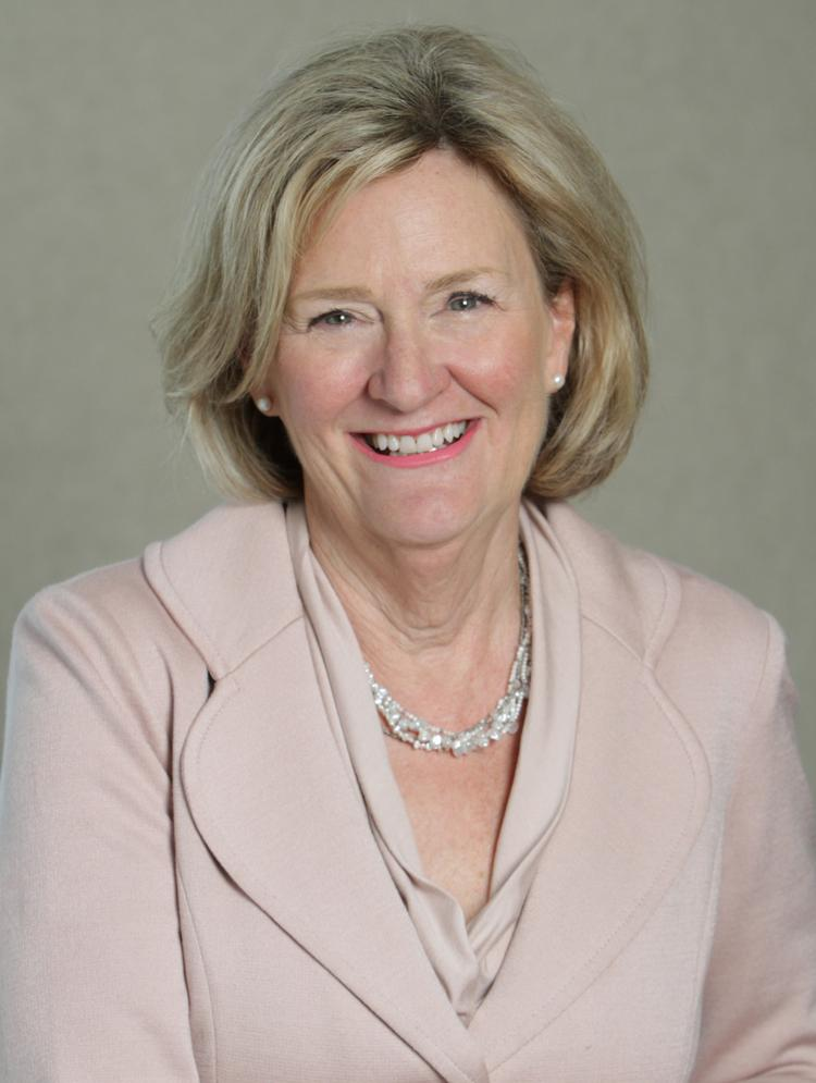 Mary Junck, chairman, president and CEO of Lee Enterprises