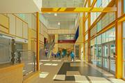 LEED Gold  Lucas Middle School  Address: 923 Snowhill Rd., Durham  Square footage: 154,572  Owner: Durham Public Schools