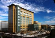 LEED Gold  Durham County Justice Building  Address: 510 S. Dillard St., Durham  Square footage: 322,784  Owner: Durham County