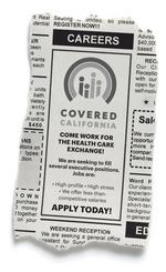 Top jobs go begging at Covered California