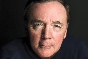 Best-selling author James Patterson poses at an undisclosed location for a photo in this handout photo taken on Feb 24, 2009.