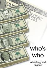 Who's who in banking and finance