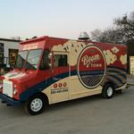 Boom Town dispatches food trucks to serve Eagle Ford Shale workers