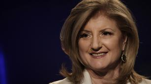 Arianna Huffington's struggling 'Thrive' gets its own infographic