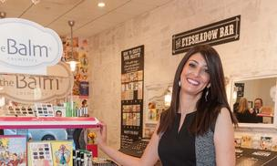 Marissa Shipman, founder and CEO of theBalm Cosmetics.