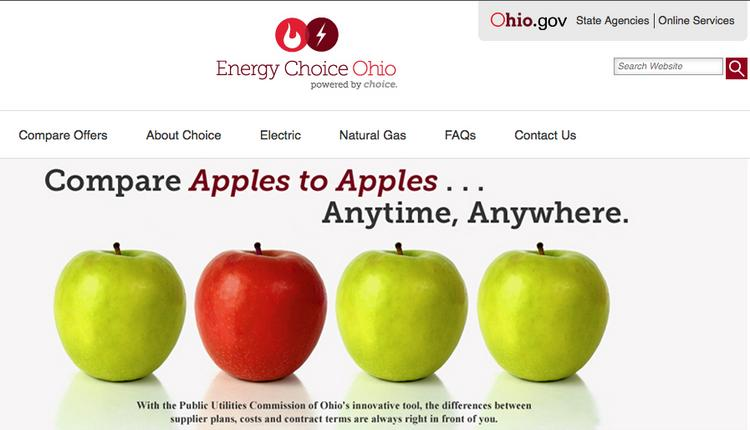 Puco apples to apples electric