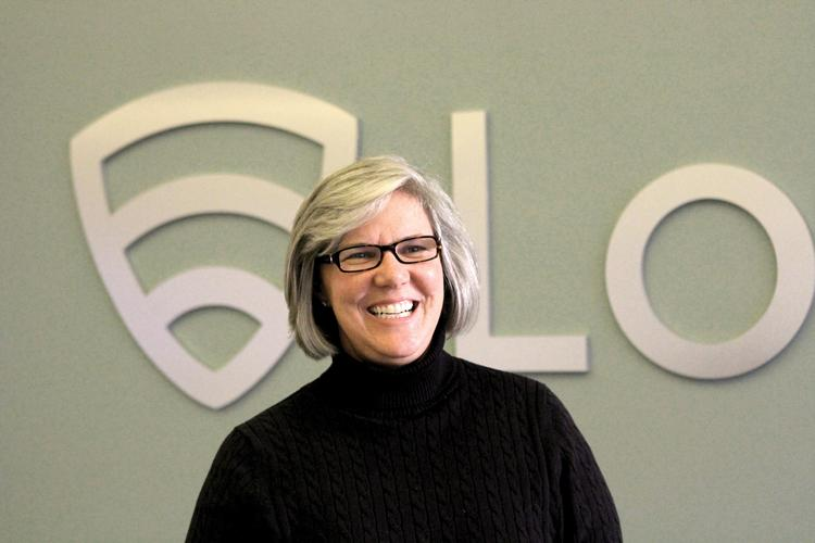 Margie Mader-Clark, vice president of human resources at Lookout Inc.