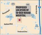 HealthSouth to build $24.3M rehab hospital