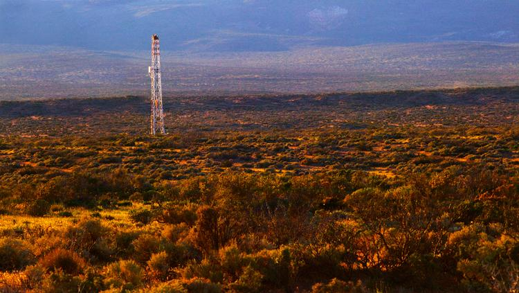 Apache's Argentina operations are in one of the most southern onshore fields in the world.