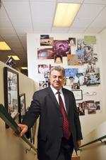 <strong>Emil</strong> <strong>Kakkis</strong> president and CEO, Ultragenyx Pharmaceutical Inc.