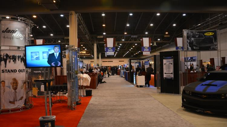 Franchise Expo South broke attendee and exhibitor records during its first year in Houston.
