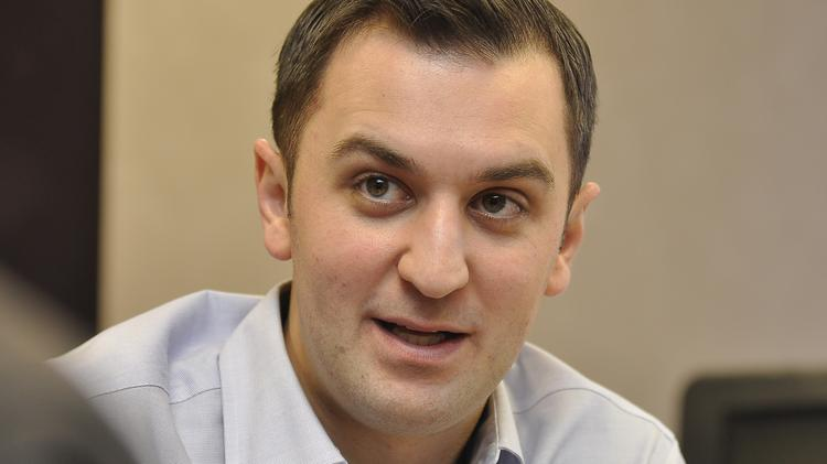 John Zimmer, co-founder and CEO of Lyft.