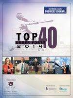 Forty interesting facts about the 2014 Top 40 Under 40