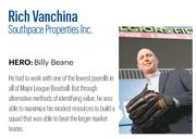 Vanchina, 39, is director of industrial real estate at Southpace Properties Inc., where he has made a name for himself working with several prominent clients.   Click here to read the full profile