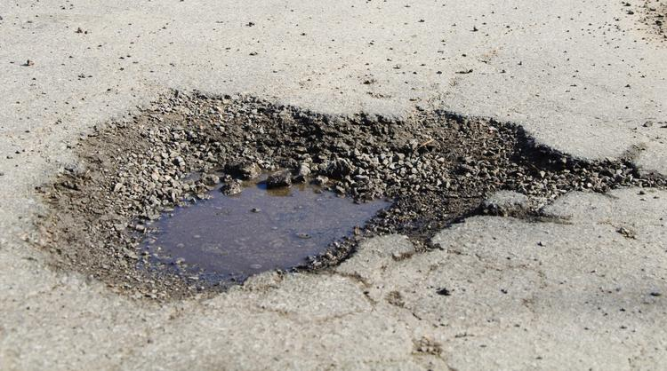 Take pothole reporting into your own hands with a new app.