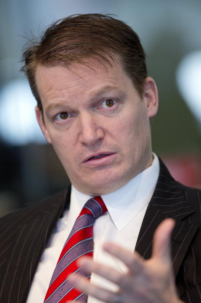 Kevin Mandia, COO of FireEye and founder of Mandiant, the cybersecurity firm FireEye bought for more than $1B in January.
