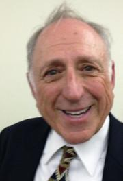 Herb Melberger is a member of the San Francisco Employees' Retirement System's board.