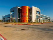 San Jacinto College South Campus Science and Allied Health Building 