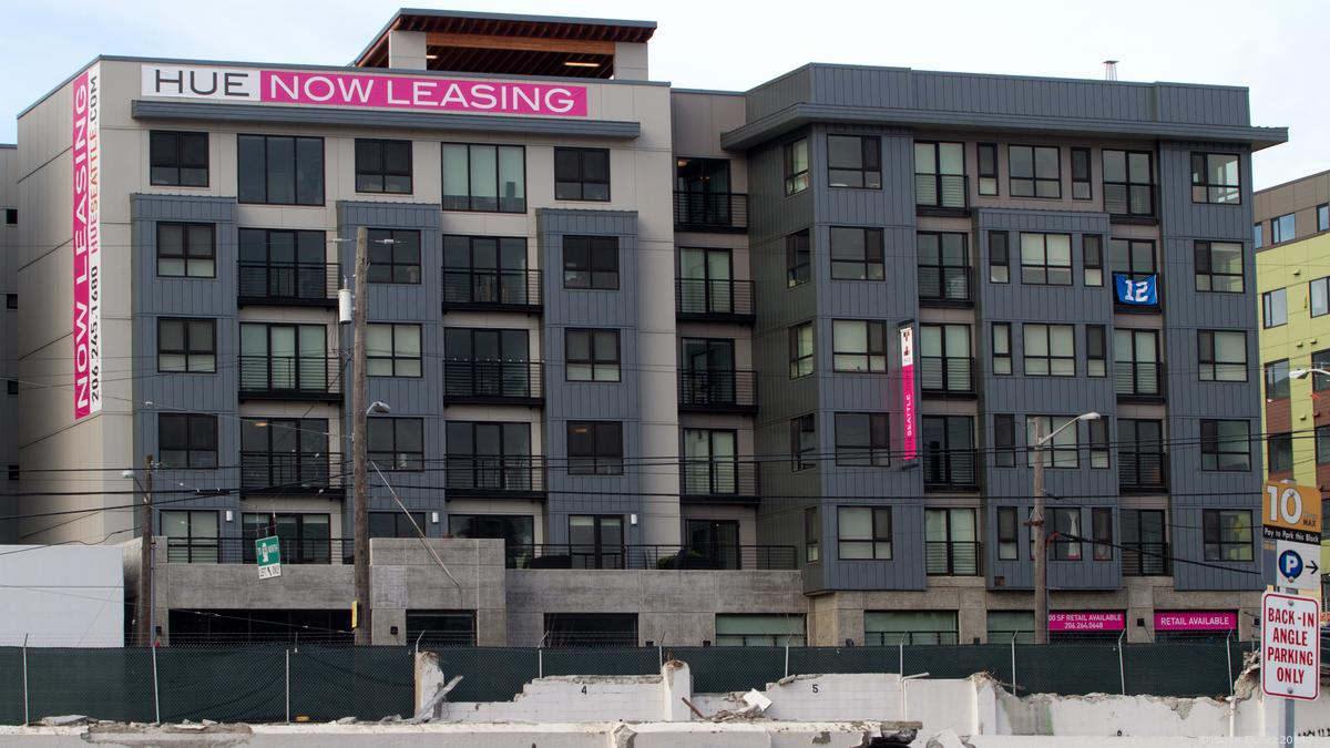 6 400 A Month For One Bedroom In South Lake Union