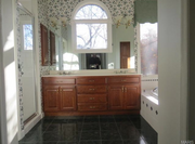 12212 Hadley Hill Road: One of the five bathrooms.
