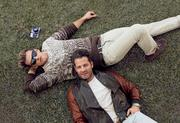 Banana Republic's new advertising campaign features a real-life gay couple.