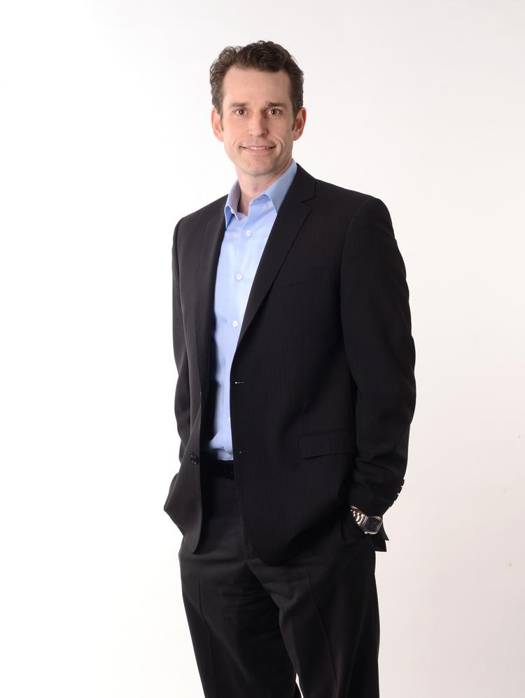 40 Under 40 honoree Scott Grossbauer