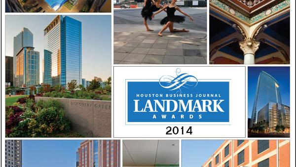 Click through the slides to see which real estate projects were named finalists for Houston Business Journal's Landmark Awards.