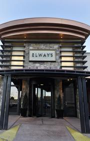 Elway's has four locations:  The original in Cherry Creek; downtown in the Ritz Carlton Hotel, at The Lodge at Vail, and Concourse B at DIA.