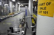 More than 2,600 pieces of equipment will be auctioned off from the old Campbell Soup production plant on Franklin Road, starting Tuesday.