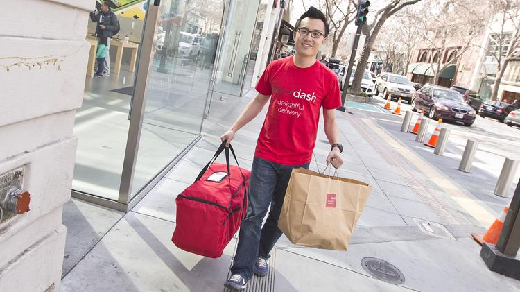 DoorDash, led by CEO Tony Xu, delivers fresh food in the South Bay. Now armed with fresh capital, the startup plans to move into new cities and add more items to its delivery lineup.