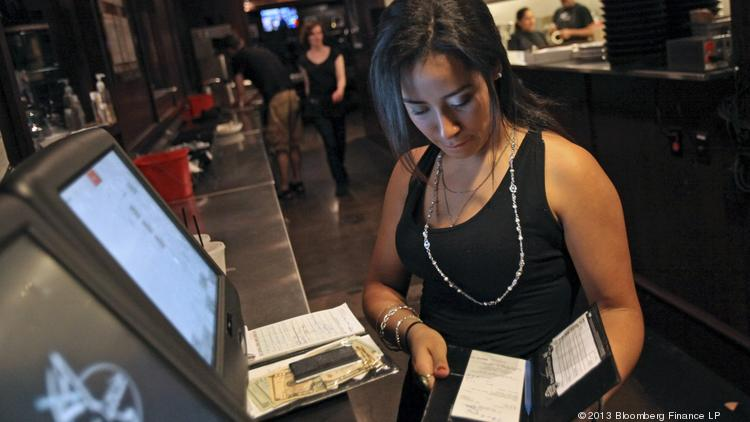 Four states have included tipped workers in minimum wage increases, while a new Maryland law keeps the minimum base pay for tipped workers at $3.63 per hour.