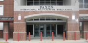 Newsweek's No. 35  The Paxon School for Advanced Studies, Jacksonville Lottery-admitted Magnet Graduation rate: 100%  College bound: 99% AP/IB/AICE tests taken per student: 2.1 Average SAT score: 1604 Average ACT score: 23.6 Percent of students receiving free or reduced lunch: 22% Average AP score: 2