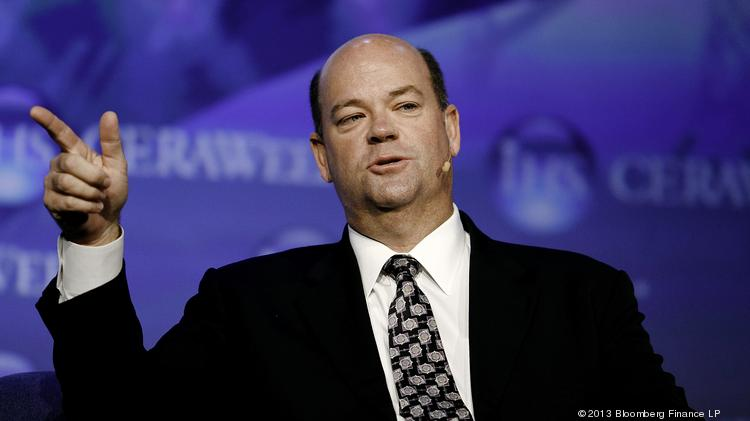 Ryan Lance, chairman and CEO of ConocoPhillips, touted positive first-quarter gains.
