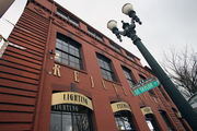 Garrison Hullinger Interior Design, a 12-person commercial and residential design firm formed in 2010, moved into a former storage room at Rejuvenation's Central Eastside building last fall.