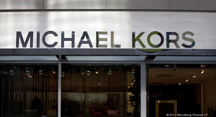 Michael Kors will be moving into the building that used to house Burberry on Walnut Street in Center City.