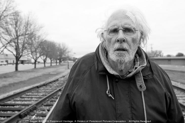 "Bruce Dern is nominated for an Oscar for his performance in ""Nebraska."""
