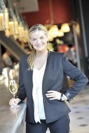 Anna Weinberg: Co-founder of The Cavalier, Marlowe, and Park Tavern. Age: 36. First job: TV presenter on music video show at age 16.