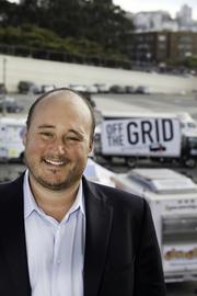 Matt Cohen: Owner and founder of Off the Grid. Age: 34. Surprising fact about you: I wanted to be a set designer in college.