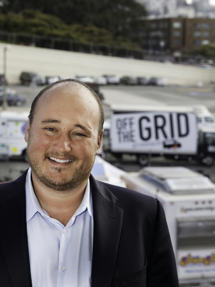 Matt Cohen: Owner and founder of Off the Grid.