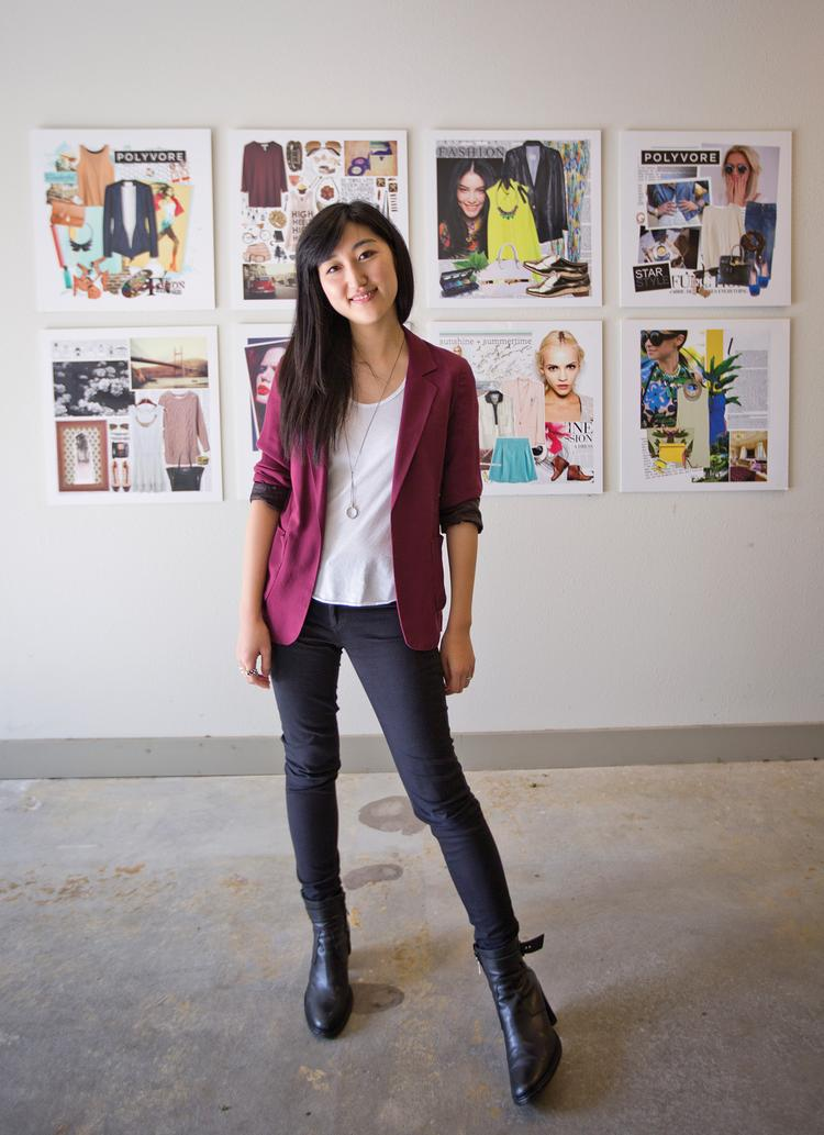 Polyvore CEO Jess Lee left a job at Google most people would kill for to become Polyvore's first product manager.